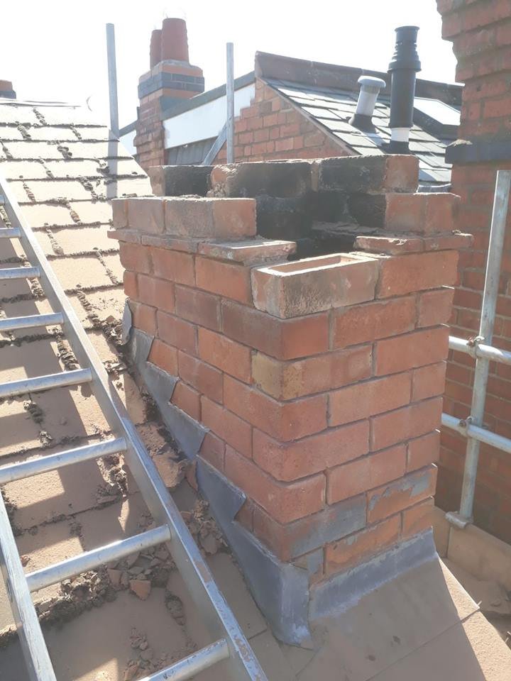 Remedial Repairs With Gm Roofing Services Based In Evesham